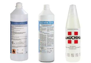 Immagine per la categoria Disinfettanti