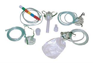 Immagine per la categoria Articoli per ossigenoterapia