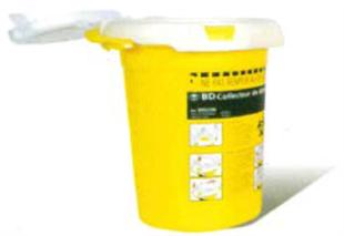 Immagine per la categoria Contenitore per raccolta e smaltimento oggetti appuntiti