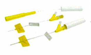 Immagine per la categoria Cateteri Saft-T-Intima con raccordo ad Y in Vialon con alette e prolunga